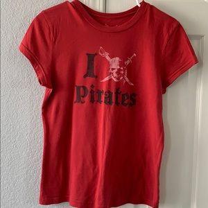 Disney Pirates of the Caribbean POTC shirt